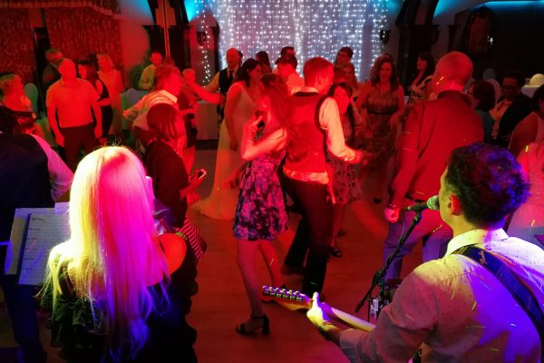 Live band covering Rock Soul Classics and Pop available for Corporate Events and Weddings