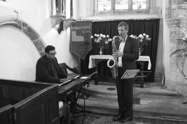 Class Jazz ensemble available to hire for events, weddings and parties