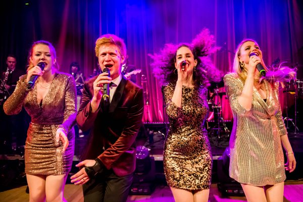 Swing and Soul party band available to hire for weddings and events
