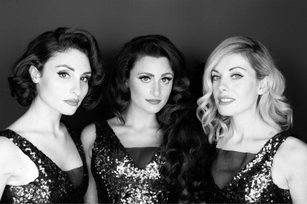 Female vocal trio available to hire